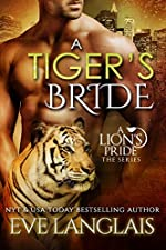 A Tiger's Bride (A Lion's Pride Book 4)