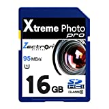 NEW 16GB SD SDHC MEMORY CARD FOR FujiFilm FinePix HS10 CAMERA
