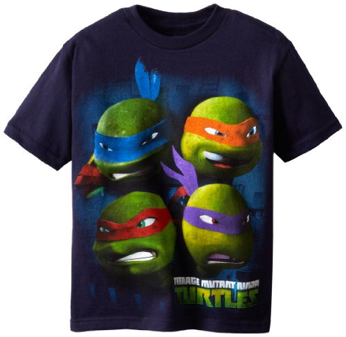 Teenage Mutant Ninja Turtles Little Boys' Teenage Mutant Ninja Turtles Faces