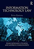 img - for Information Technology Law book / textbook / text book