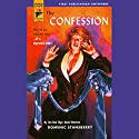 The Confession Audiobook by Domenic Stansberry Narrated by L. J. Ganser