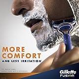 IPERprice - Prodotto del Giorno 30 Agosto 2016: Gillette Fusion Manual Men's Razor Blade Refills 12 Count - Foto 5