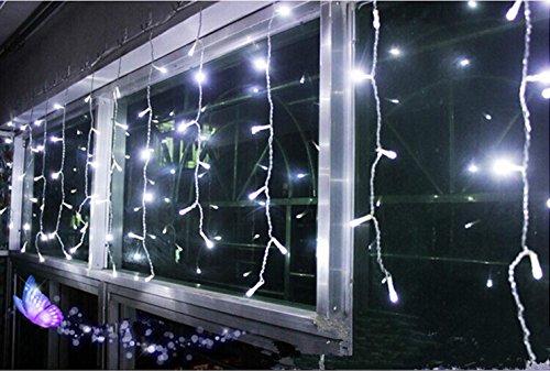 Stringa di LED impermeabile Natale ghiaccio prato luci per oggettistica