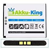 Akku-King Battery Li-Ion for Sony-Ericsson K800i (BST-33) K530i K550i K630i K660i K800i K810i M600i P990i W850i W88