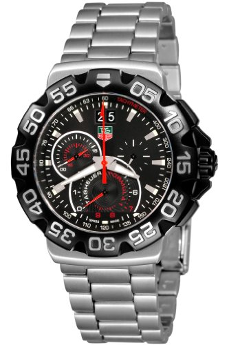 Tag Heuer Formula 1 Grande Date Mens Watch CAH1010.BA0854