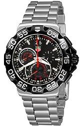 TAG Heuer Men's CAH1010.BA0854 Formula 1 Grande Date Chronograph Watch