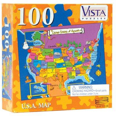 100-Piece Jigsaw Puzzle