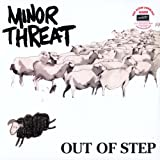Minor Threat Out of Step [Vinyl LP] [VINYL]