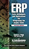 img - for ERP: Tools, Techniques, and Applications for Integrating the Supply Chain, Second Edition (Resource Management) 2nd edition by Ptak, Carol A, Schragenheim, Eli (2003) Hardcover book / textbook / text book