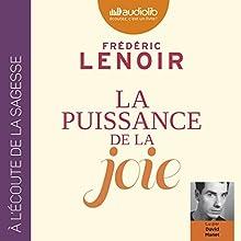 La puissance de la joie | Livre audio Auteur(s) : Frédéric Lenoir Narrateur(s) : David Manet