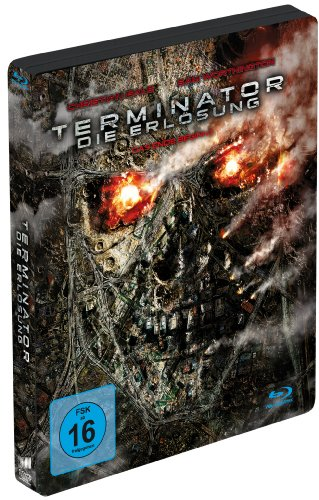 Terminator: Die Erlösung (Director's Cut) (Limited Steelbook Edition) [Blu-ray]