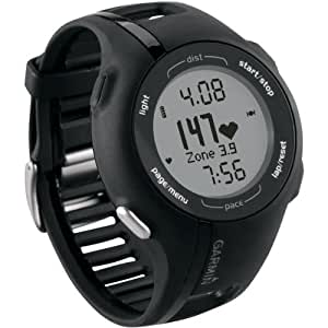 New Garmin Forerunner 210 Gps Sport Watch w/ Heart Rate Monitor 010-00863-30