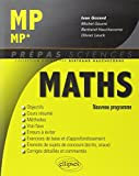 Maths MP/MP* Programme 2014