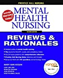 img - for Mental Health Nursing, 2nd (Prentice-Hall Nursing Reviews & Rationales) by Mary Ann Hogan (2007-04-19) book / textbook / text book