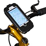 iBikeConsole iPhone 5 Waterproof Shock-Protected Bicycle Holder Mount by Bike2Power
