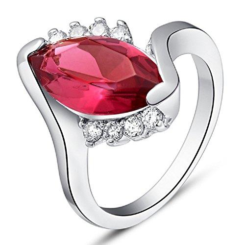bling-fashion-anello-placcato-in-oro-bianco-18-k-con-rosso-pietra-a-goccia-base-metal-195-cod-62426y
