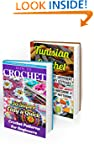 Crochet For Beginners BOX SET 2 IN 1:...