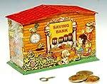 Karmakara Childen Piggy bank money box Gift Cute Collectibles Relate Lovely saving box