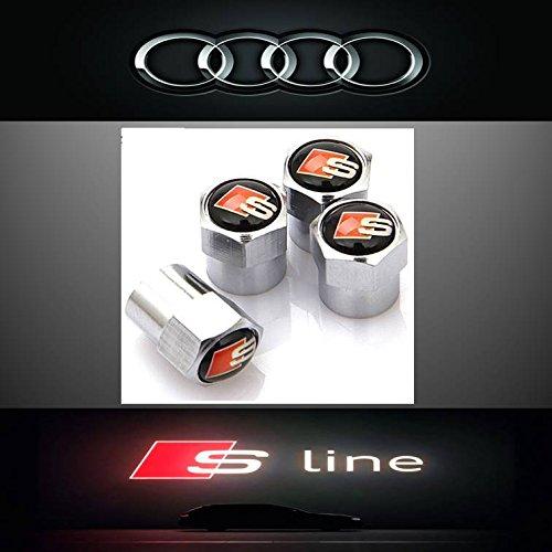 BMW M Sport-Staubkappen Für Reifenventil, M3, M5, M6 M TEC X5 X3, für Alufelgen, mit Logo