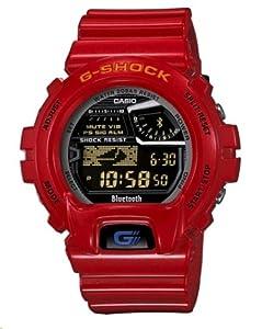 Casio G Shock Gb-6900 Bluetooth 4.0 Watch (Red) Fast Shipping By Fedex
