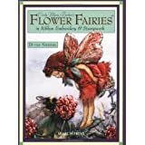 Cicely Mary Barker's Flower Fairies in Ribbon Embroidery and Stumpworkby Di van Niekerk