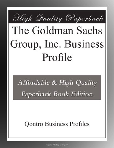 the-goldman-sachs-group-inc-business-profile