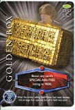 Torchwood Common Card #035 Golden Box