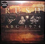 Rush ABC 1974 [VINYL]