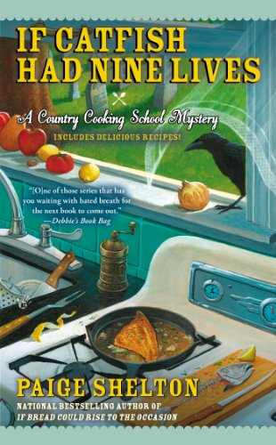 If Catfish Had Nine Lives (Country Cooking School Mystery) PDF