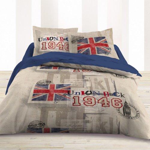 Housse de couette drapeau anglais pas cher - Housse de couette en anglais ...