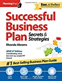 img - for By Rhonda Abrams Successful Business Plan: Secrets & Strategies (Successful Business Plan Secrets and Strategies) (Sixth Edition) book / textbook / text book