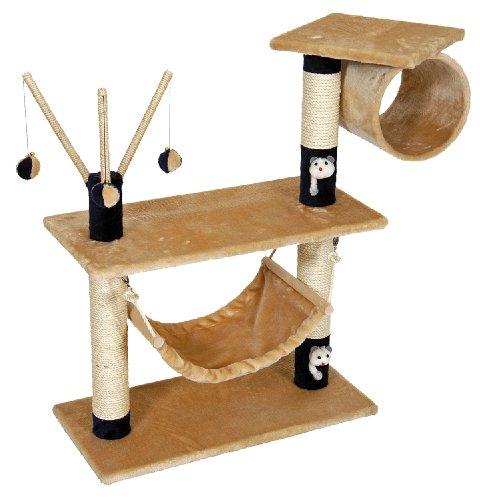 nobby kratzbaum jade klein de luxe preisvergleich katze g nstig kaufen bei. Black Bedroom Furniture Sets. Home Design Ideas