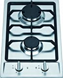Ramblewood high efficiency 2 burner gas cooktop(LPG/Propane Gas), GC2-43P