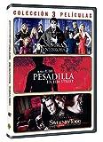 Pack Johnny Depp: Pesadilla En Elm Street + Sweeney Todd: El Barbero Diabólico De La Calle Fleet + Sombras Tenebrosas [DVD]