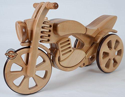 Schaukelmotorrad schaukelpferd holzspielzeug vesta sport