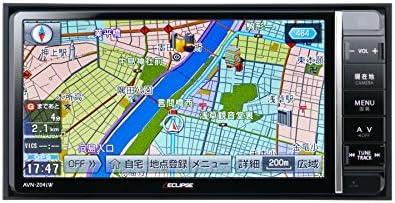 ECLIPSE イクリプス AVN-Z04iW 7型ワイド カーナビゲーション SD/CD/DVD/Bluetooth/Wi-Fi/地上デジタルTV(フルセグ) AVシステム