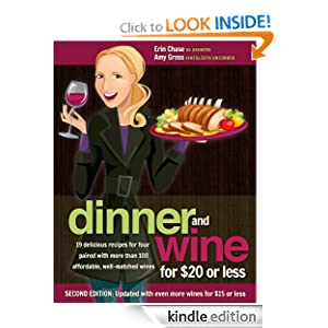 Dinner and Wine for $20 or Less