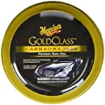 Meguiar's G7014J Gold Class Carnauba Plus Paste Wax