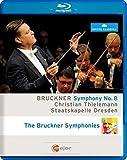ブルックナー : 交響曲 第8番 ハ短調 WAB.108 (ハース版) (Bruckner : Symphony No.8 / Christian Thielemann | Staatskapelle Dresden) [Blu-ray] [輸入盤・日本語帯解説付]
