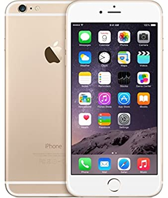 Apple iPhone 6 Plus (Gold, 16 GB)