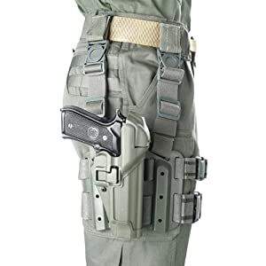 Amazon.com : BLACKHAWK! Serpa Level 3 Tactical Foliage