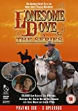 Lonesome Dove 6- Buffolo Bill'S Wild West Show, Traveller, Rebellion [DVD]