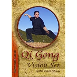 Qi Gong With Peter Shane -Vision Set -Advance Level