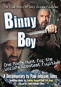 Binny Boy - One Man's Hunt for the World's Greatest Fugitive