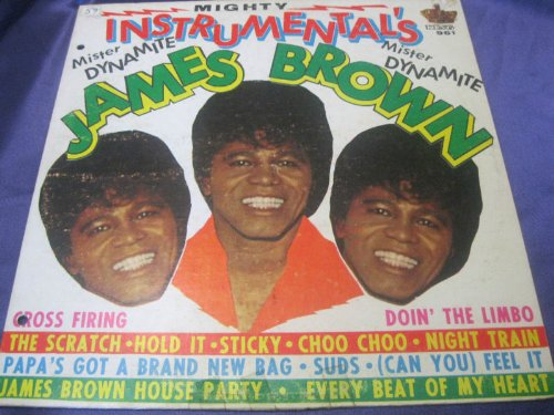 James Brown - Mighty Instrumentals - Zortam Music