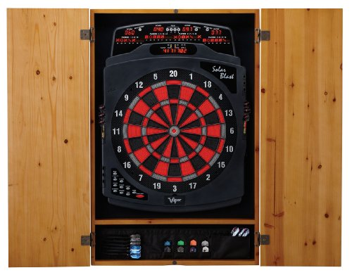 Buy Viper Metropolitan Collection Electronic Dartboard Cabinet
