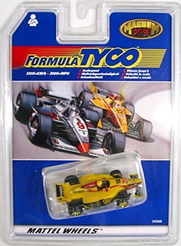 Tyco Ho Scale 440x2 Jorden F1 12 Slot Car Hobbies Authority