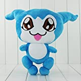Digimon Plush 12.6 Inch / 32cm Chibimon Doll Stuffed Animals Figure Soft Anime Collection Toy (Color: As picture)