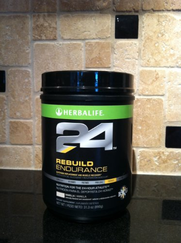 Herbalife24 Reconstruire la vanille Endurance
