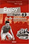 Enjoy English in 3e Palier 2, 2e ann�...